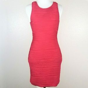 NWT - Wet Seal Red Bodycon Dress
